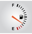 Fuel indication vector image