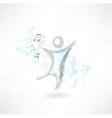 Music man vector image vector image