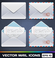 E-mail icons vector | Price: 3 Credits (USD $3)
