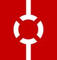 Lifebuoy logo vector image