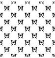 mahaon pattern seamless vector image