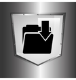 security system vector image vector image