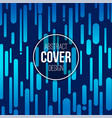 abstract creative concept layout template vector image vector image