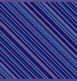 dotted diagonal blue background vector image vector image