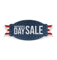 Independence Day Sale greeting Banner vector image vector image