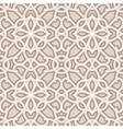 Lattice pattern vector image vector image