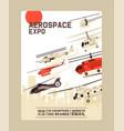 aerospace expo invitation aircraft exhibition