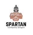 Spartan Design vector image