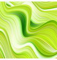 modern colorful flow poster wave liquid shape vector image vector image