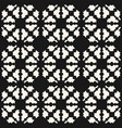 ornamental seamless pattern geometric texture vector image