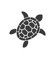 turtle icon images vector image vector image