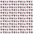 casino gambling concept vector image vector image