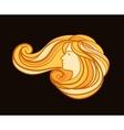 fashion icon logo vector image vector image