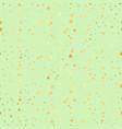 gold circle seamless pattern abstract gold vector image vector image