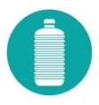 Isolated bottle of water design vector image vector image