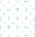 repair icons pattern seamless white background vector image vector image