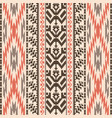 ethnic style textile seamless pattern vector image vector image