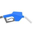 fuel pump petrol icon gas pump gun logo vector image