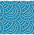 mosaic round seamless 1 380 vector image vector image
