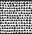 seamless pattern in scandinavian style vector image vector image