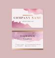 business wedding card flower watercolor splash