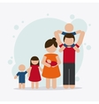 Pregnancy mother design vector image