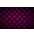 Purple square background box overlap layer vector image