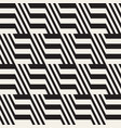 repeating slanted stripes modern texture vector image vector image