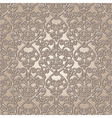 Vintage lattice pattern vector image vector image
