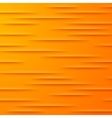 Abstract background with orange layers vector image vector image