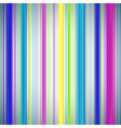 colorful stripes vector image