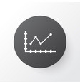 pointed icon symbol premium quality isolated vector image vector image