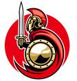 roman army vector image vector image