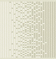 seamless pattern with rice texture vector image vector image