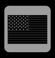 usa emblem vector image vector image
