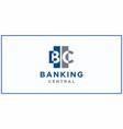 bc negative squared space banking center logo