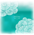 blurred with abstact patterns vector image vector image