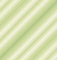 Seamless diagonal pattern green colors vector image vector image
