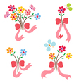 Spring Flower vector image vector image