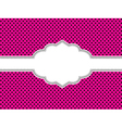 vinatge border vector image