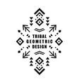 aztec element vector image