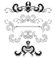decoration pages vector image vector image