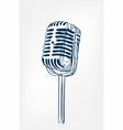 Microphone sketch line design