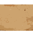 Recycle brown paper texture vector image