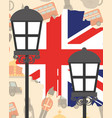 visit london travel vector image