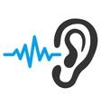 Listen Icon vector image