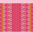 pink striped abstract geometric colorful seamless vector image