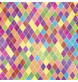 geometric abstract design vector image vector image