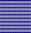 Geometric pattern with geometric shapes