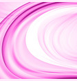 abstract background futuristic wavy shapes vector image vector image
